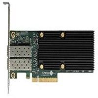 Dell Chelsio Doble Puerto T520 - CR 10GbE Ethernet Unificado Adaptador Alambre