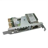 Tarjeta Port iSCSI iDRAC con el cable