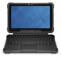 Tapa de teclado Dell IP65 con soporte plegable para la tableta Latitude 12 Rugged - Spanish