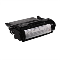 Dell - 5350dn - Negro - Usar y Devolver - tóner de capacidad gran - 30.000 páginas
