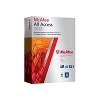 Mcafee All Access 2012 - Paque...