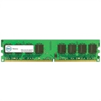 2 GB Memoria Mdulo para una seleccin de sistemas Dell - DDR3-1333 UDIMM LV 1RX8 ECC