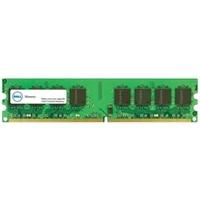 Módulo de memoria de repuesto certificado de 4 GB Dell para determinados sistemas Dell: 2Rx8 DDR3 RDIMM 1333MHz LV