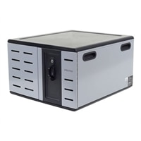 Ergotron Zip12 Charging Desktop Cabinet - unidad de gabinete