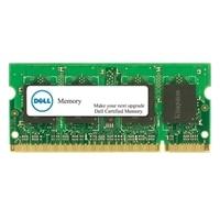 Módulo de memoria de repuesto certificado de 1 GB Dell para determinados sistemas Dell: DDR2 SODIMM 800MHz