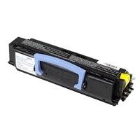 Tóner de rendimiento estándar de 3000páginas para la impresora Dell1700n: Use and Return
