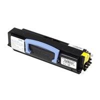 Dell Tóner de alto rendimiento de 6000 páginas para la impresora láser Dell 1710n Usar y regresar