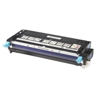 Dell - Alto rendimiento - cián - original - cartucho de tóner - para Multifunction Color Laser Printer 3115cn