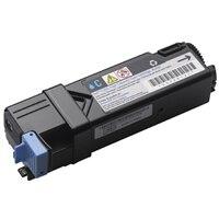 Tóner cian de 2000páginas para la impresora láser color Dell1320c