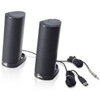 Sistema de parlantes estéreo USB Dell AX210