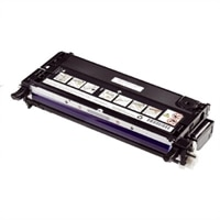Dell High Capacity Toner - Gran capacidad - negro - original - cartucho de tóner - para Color Laser Printer 3130cn