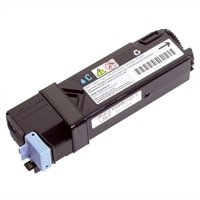 Dell - Gran capacidad - cián - original - cartucho de tóner - para Multifunction Color Laser Printer 2135cn