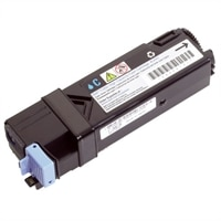 Cartucho de tóner cian de 2500 páginas para la impresora láser color Dell 2130cn/ 2135cn