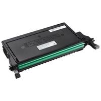 Dell 2145cn 2,500 Page Black  Toner Cartridge