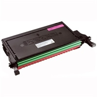 Dell 2145cn 5000 Page Magenta Toner Cartridge