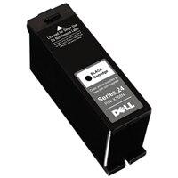 Cartucho negro de un solo uso de alto rendimiento (serie 24) para la impresora todo en uno Dell P713w/ V715w
