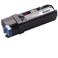 Cartucho de tóner magenta de 1.200 páginas para impresoras láser color Dell 2150cn / 2150cdn / 2155cn / 2155cdn