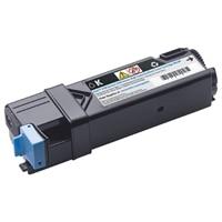 Cartucho de tóner negro de 3.000 páginas para impresoras láser color Dell 2150cn / 2150cdn / 2155cn / 2155cdn