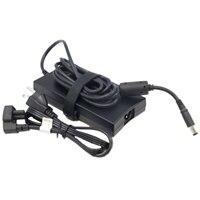 Adaptador de CA de 130 W y 3 clavijas con cable de alimentación de 6.5 ft para la serie selecta de laptops Dell Inspiron / Latitude / Studio / Vostro / XPS y workstations móviles Precision