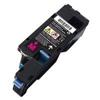 Cartucho de tóner magenta para la impresión de hasta 700páginas para impresora láser color C17XX/ 1250c/ 1350cnw/ 1355cn/ 1355cnw de Dell