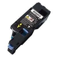 Cartucho de tóner amarillo para la impresión de hasta 700páginas para impresora láser color C17XX/ 1250c/ 1350cnw/ 1355cn/ 1355cnw de Dell