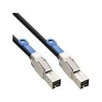 Cable de alimentación Mini-SAS HD Cable Dell: 0.5 m