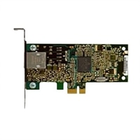 Dell 5722 Gigabit Ethernet PCIe Tarjeta de interfaz de red (altura media) - Adaptador de red