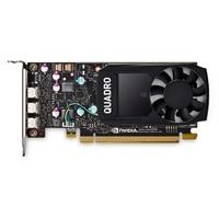 NVIDIA Quadro P400, 2GB, 4 mDP,(Precision)(KIT para el cliente) de altura completa