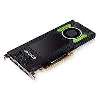 Tarjeta gráfica NVIDIA Quadro P4000 de Dell - 8 GB