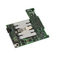 Tarjeta de E/S de dos puertos de 10 GbE -x/k Intel de Dell para blades serie M