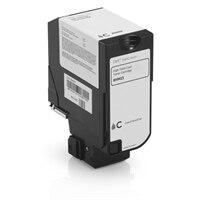 Tóner cian de Dell 9JD63: cartucho de tóner Cian para 12.000 páginas (de alto rendimiento, uso y devolución) para la impresora láser Dell S5840cdn, 593-BBXY