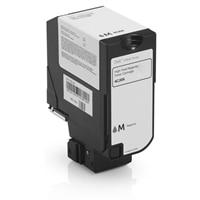 Tóner magenta de Dell 9MKKY: cartucho de tóner Magenta para 12.000 páginas (de alto rendimiento, uso y devolución) para la impresora láser Dell S5840cdn, 593-BBXZ