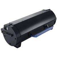 Tóner Dell GGCTW: cartucho de tóner Negro para 8500 páginas (rendimiento, uso y devolución estándar) para las impresoras láser Dell S2830dn, 593-BBYP