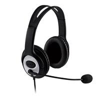 Microsoft Corporation LifeChat LX-3000 - Casco Con Auriculares (Aaudífono)