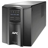 APC Smart-UPS 1000 LCD - UPS - CA 120 V - 670 vatios - 1000 VA - RS-232, USB - conectores de salida: 8 - negro