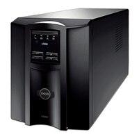 Dell Smart-UPS 1500 - UPS - CA 120 V - 1000 vatios - 1440 VA - RS-232, USB - conectores de salida: 8 - negro