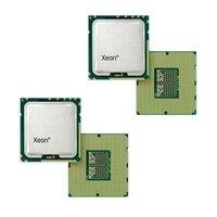 Procesador Dell 2 x Xeon E52620 v3 de seis núcleos de 2,40GHz