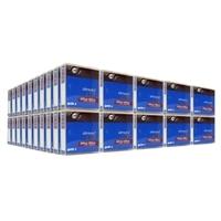 Cartucho de datos de 200 /400 GB LTO Ultrium 2 para los sistemas PowerVault 110T LTO-2-L/124T (LTO2)/132T (LTO2)/136T (SNC-2) de Dell (paquete de 100)