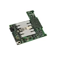 Tarjeta Dell Intel X520 de dos puertos KX4 y 10 Gigabit de red dependiente blade para el servidor Dell PowerEdge M620