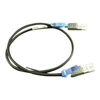 Dell Mini SAS Cable - Cable externo SAS - 1 m - para PowerVault MD1200, MD1220, MD3200i