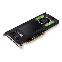 NVIDIA Quadro P4000, 8GB, 4 DP, (Precision 3620) (kit del cliente)