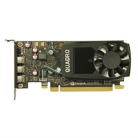 Quadro P400, 2 GB, 4 DP,(Precision 3420) (KIT para el cliente) LP