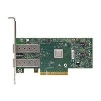 Connect X3 de dos puertos de 10 GbE SFP Dell Mellanox+Adaptador de redes de altura completo