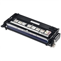 Dell - Noir - originale - cartouche de toner - pour Color Laser Printer 3110cn; Multifunction Color Laser Printer 3115cn