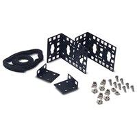 APC NetShelter Zero U - Kit de montage pour rack - 0U - pour P/N: AR3100, AR3150
