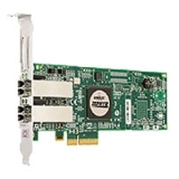 Emulex Corporation Fibre Channel de 4 Gbit/s double port, adaptateur de bus hôte PCI Express