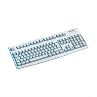 Cherry Classic Line G83-6104 - Clavier - USB - anglais - gris clair
