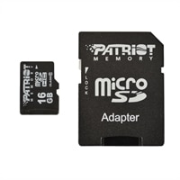 Patriot Memory 16GB microSDHC (Canada) Class10