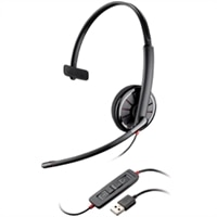 Plantronics Blackwire C310 - 300 Series - casque micro ( semi-ouvert )