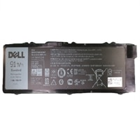 batterie Principale au lithium-ion 91 Wh 6 cellules Dell